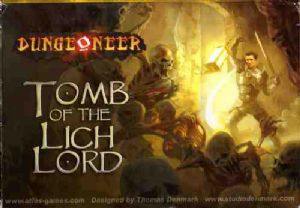 Dungeoneer : Tomb of the Lich Lord